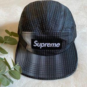 Supreme tie dye ripstop camp cap hat